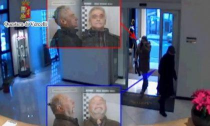 Arrestati i quattro rapinatori di Meeting Art