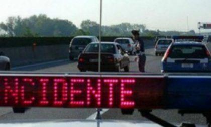 Incidente mortale sulla A21