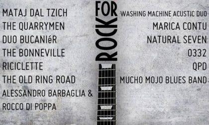 "BSA a tutto ""rock for autism"""