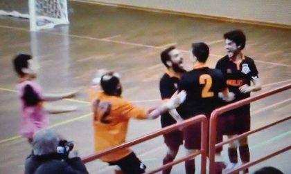 Città di Vercelli in finale play-off di calcio a 5