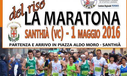 Domenica la Maratona di Santhià