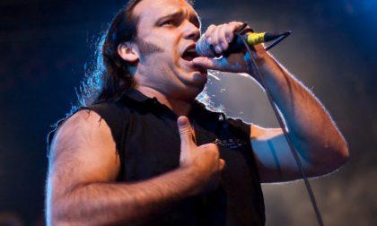 Ex degli Iron Maiden alle Officine