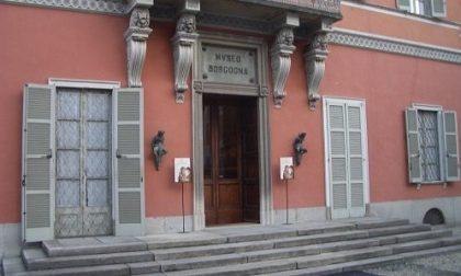 Il museo Borgogna apre anche nelle festività