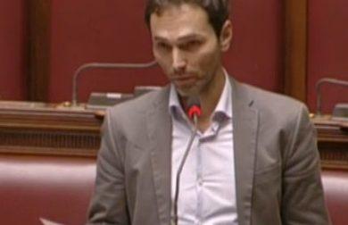 """Mirko Busto: """"Grazie a chi ha votato al referendum"""""""