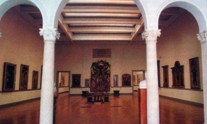Museo Borgogna aperto per ponte…