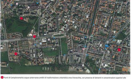 Pozzi d'acqua contaminati a Vercelli