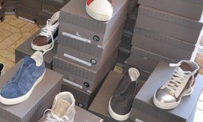 Ricettatori di scarpe rubate: la Procura precisa