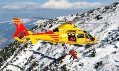 Ritrovato senza vita l'escursionista scomparso in Valsesia