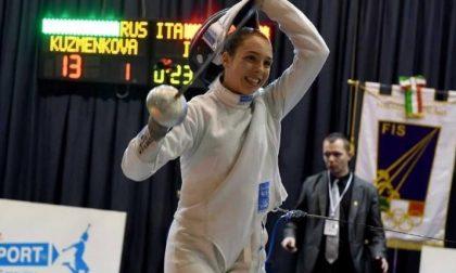 Chicca Isola vola a Tokyo: le spadiste azzurre conquistano il pass olimpico