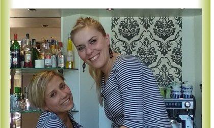 Ci mettono la faccia: Daniela e Giorgia