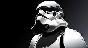 """""""Correte, ci sono 3 uomini armati"""". Ma erano attori travestiti da Star Wars"""