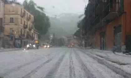 Disastroso temporale a Torino