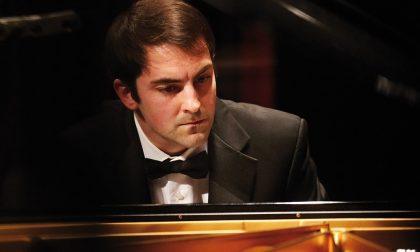 Domani sera concerto di Alexander Bernstein al Borgogna
