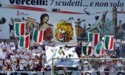Domani sera maxi schermo per Perugia - Pro Vercelli