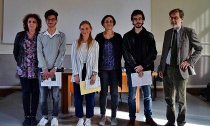 Due studenti vercellesi vincono il primo premio di un concorso sulla filosofia