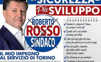 Roberto Rosso rischia l'esclusione alle amministrative di Torino