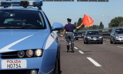 Gravissimo incidente sulla A26 a Casalvolone.