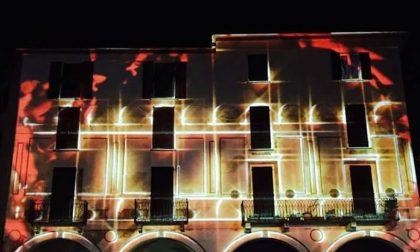 Il video mapping colorerà piazza Cavour