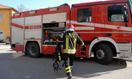 Incendio alla Elca. Operaio gravemente ustionato