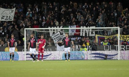 La Pro cade a Cesena (2-1). Pigliacelli espulso
