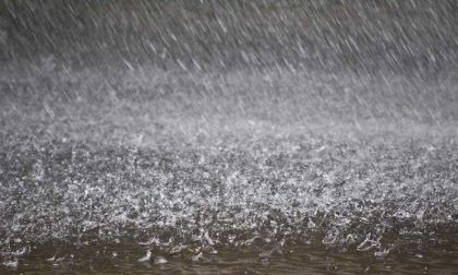 Maltempo, in poche ore caduti 60 mm di pioggia
