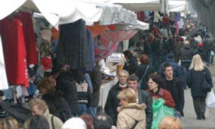 Mercato Sant'Andrea: torna la kermesse in viale Garibaldi