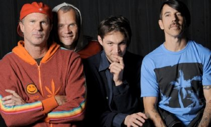 Red Hot Chili Peppers: seconda data a Torino