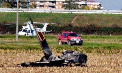 Sequestrato dalla Procura di Vercelli l'aereo precipitato a Santhià: carenze progettuali