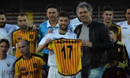 """Stefano Favret: """"Grazie per l'affetto. Combatterò con Achille"""""""