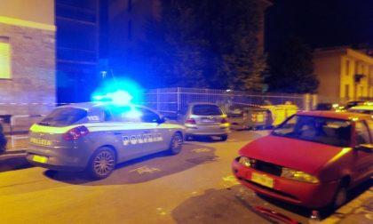 Vercelli, inseguimento e spari in via Failla - Fotogallery