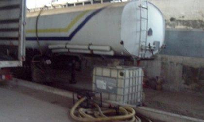 Chiuso un pericoloso distributore carburanti fai da te