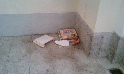 """Il Pisu già """"ostaggio"""" dei rifiuti – Le immagini"""