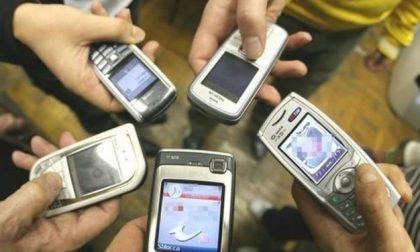 Presa baby-gang di ladri di telefonini