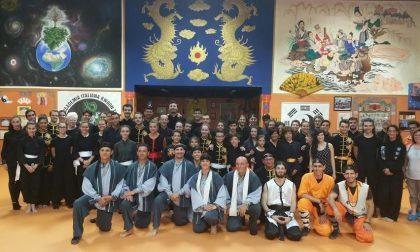 Accademia Shen Qi Kwoon Tai: gli allievi che hanno conquistato la nuova cintura