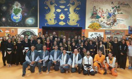 Esami di grado all'Accademia Shen Qi Kwoon Tai
