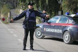 Tre pregiudicati  fermati dai Carabinieri