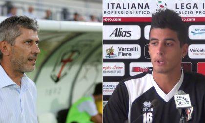 PRO VERCELLI: risolti oggi i contratti di Ruggiero e dell'ex tecnico Scazzola
