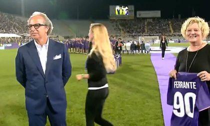SPORT: Ugo Ferrante nel mito della Fiorentina.