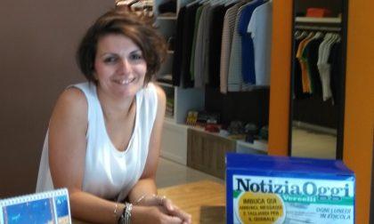 """TOTOCOMMESSI: Elisabetta Cafaro di """"Insolito"""""""