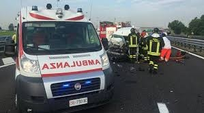 ULTIMA ORA: grave incidente sulla A4 tra Santhià e Carisio