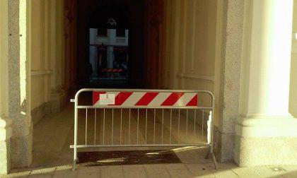 VERCELLI: chiusa l'entrata Pisu di via Galileo Ferraris