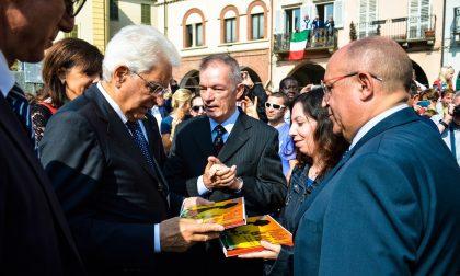 """Anche Mattarella legge le """"Fiabe di riso"""""""