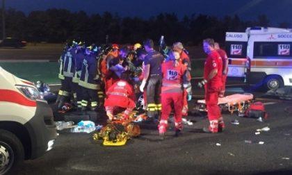 CAMION KILLER: Distrugge famiglia, due morti, fermato a Villarboit