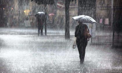 METEO: da domani arriva la pioggia sul Vercellese