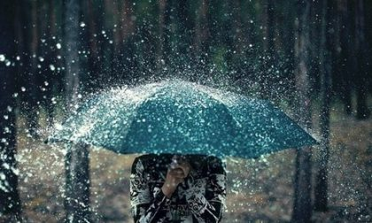 Rischio nuovi temporali nel Vercellese: allerta gialla