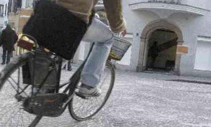 UBRIACO IN BICI: patente sospesa e 2.000 euro di multa