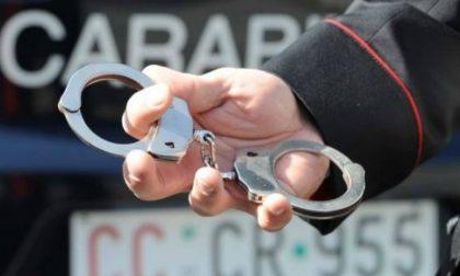 CRONACA: strozzava una donna fermato dai Carabinieri