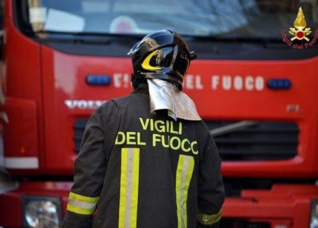 Vigili del fuoco, Villafranca in pensione: 40 anni all'ufficio prevenzione incendi