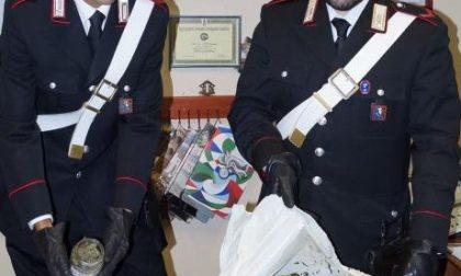 SPACCIATORE 16ENNE scovato dai Carabinieri di Borgosesia