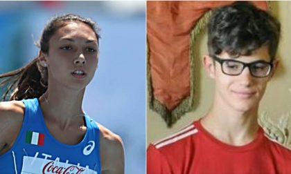 """SPORT: due trinesi in corsa per il titolo di """"Atleta dell'anno"""""""